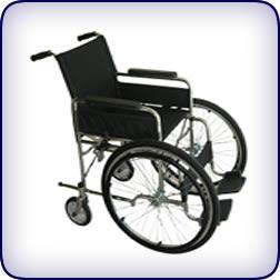 klasik tekerlekli sandalye resmi,açıklama için tıklayınız