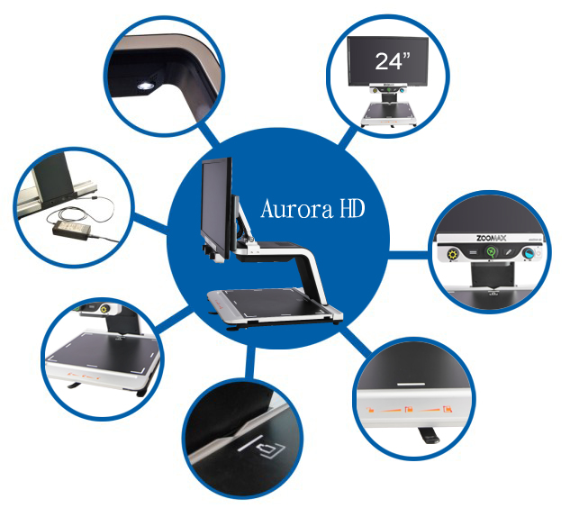 Zoomax-desktop-video-magnifier-Aurora-HD-9-customized-designs-for-comfortable-reading1419490040